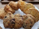 Assorted Scones