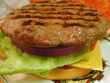 Charbroiled Hamburgers