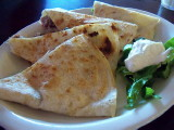 Pork Carnita Quesadilla